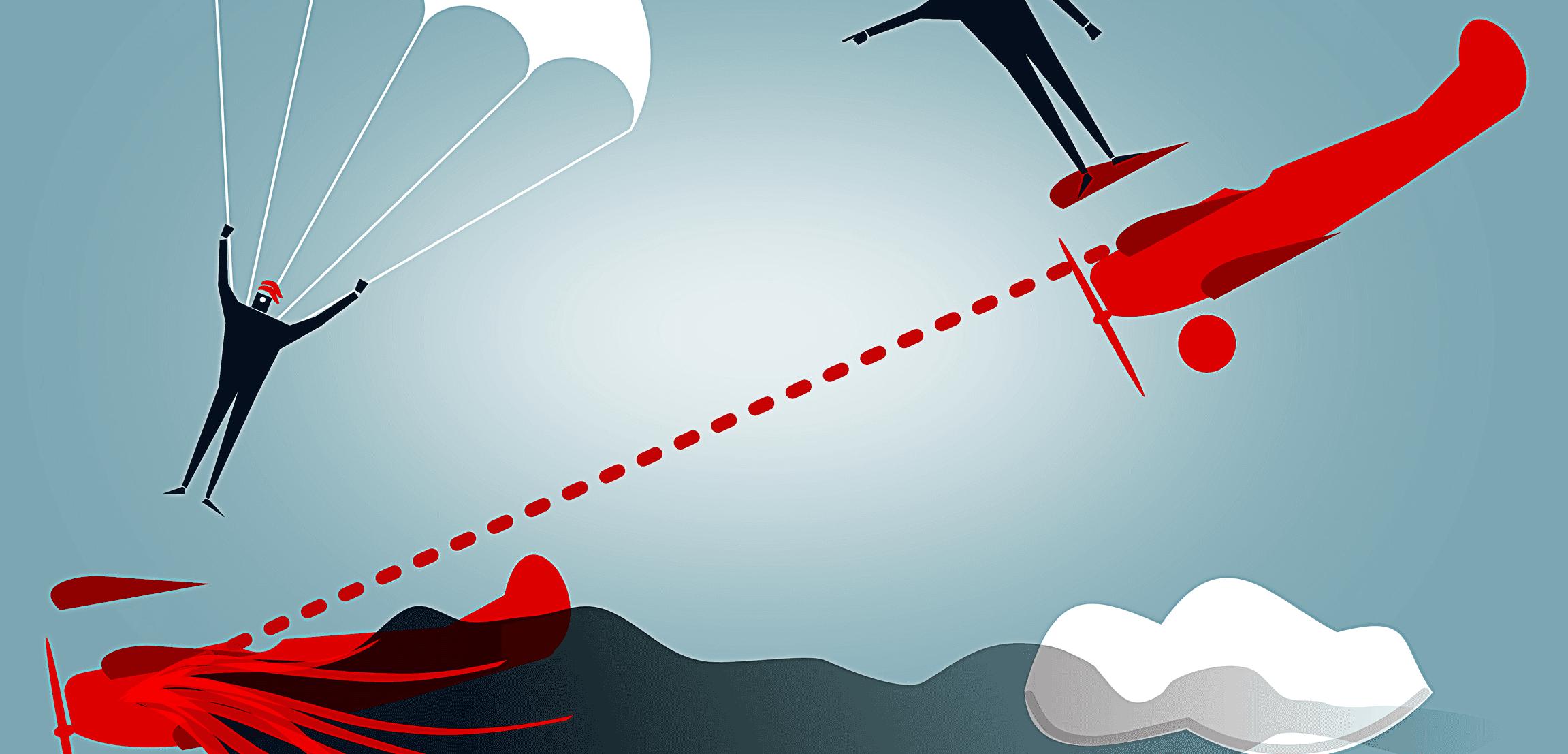 In conflict met het bedrijfsbeleid? Ok…Wanneer ga je weg?