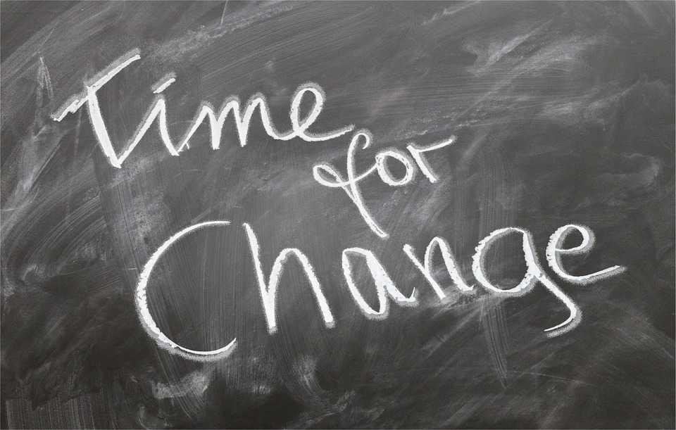 Mensen willen pas veranderen als de verandering hen wil.