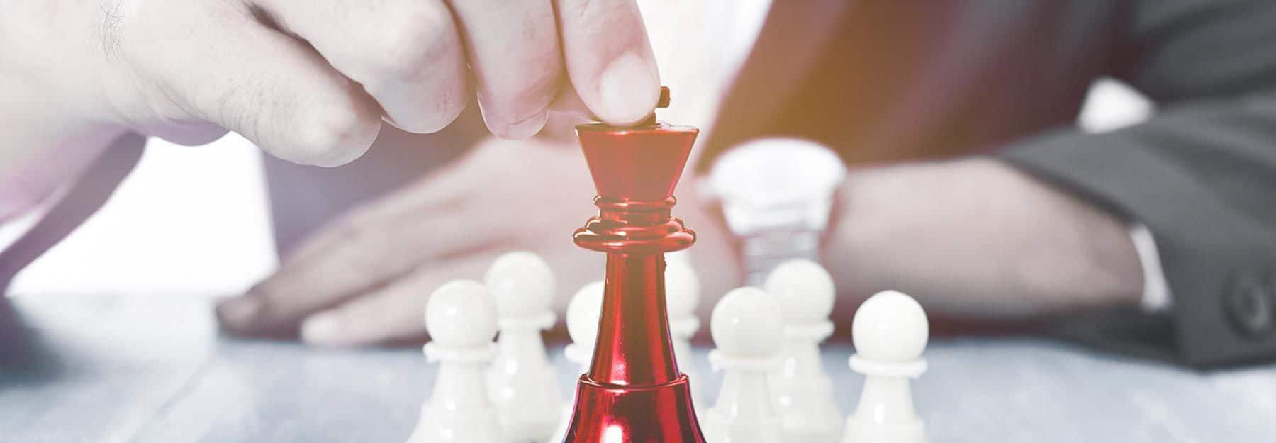 Groei in leidinggeven en managen