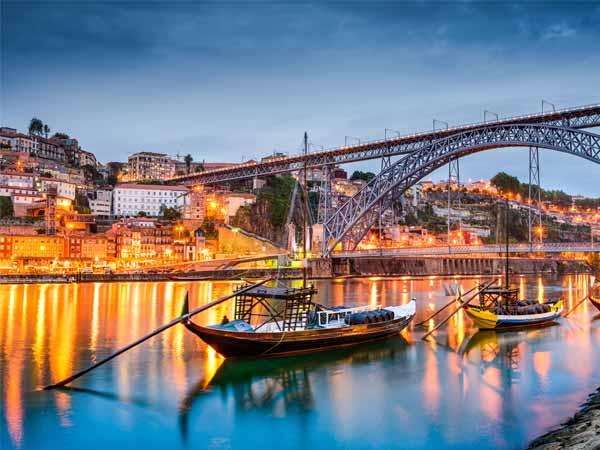 5-daagse studiereis Porto