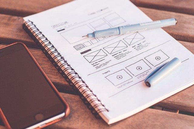 webdesign plan