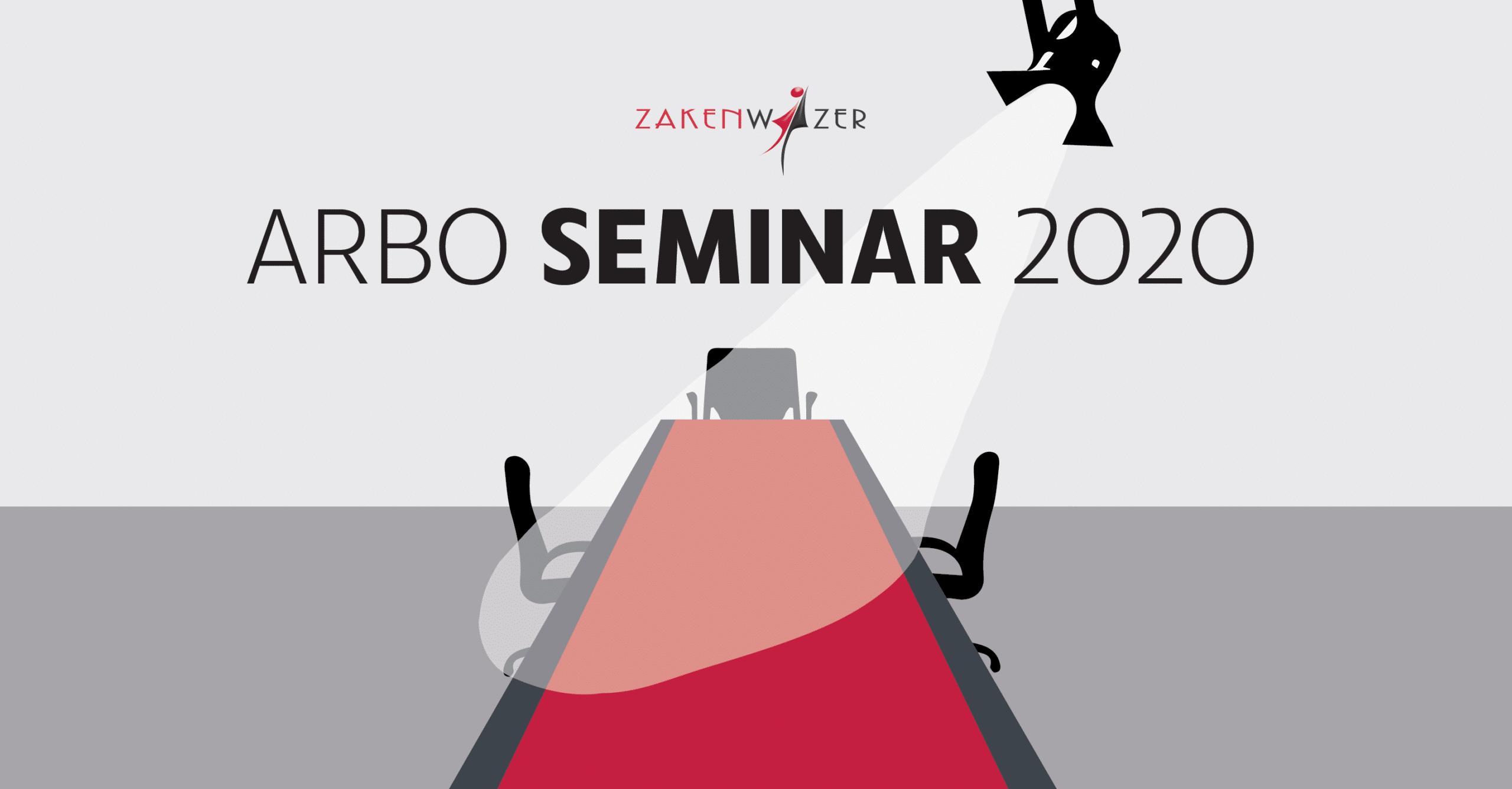 Zakenwijzer Arbo Seminar 2020