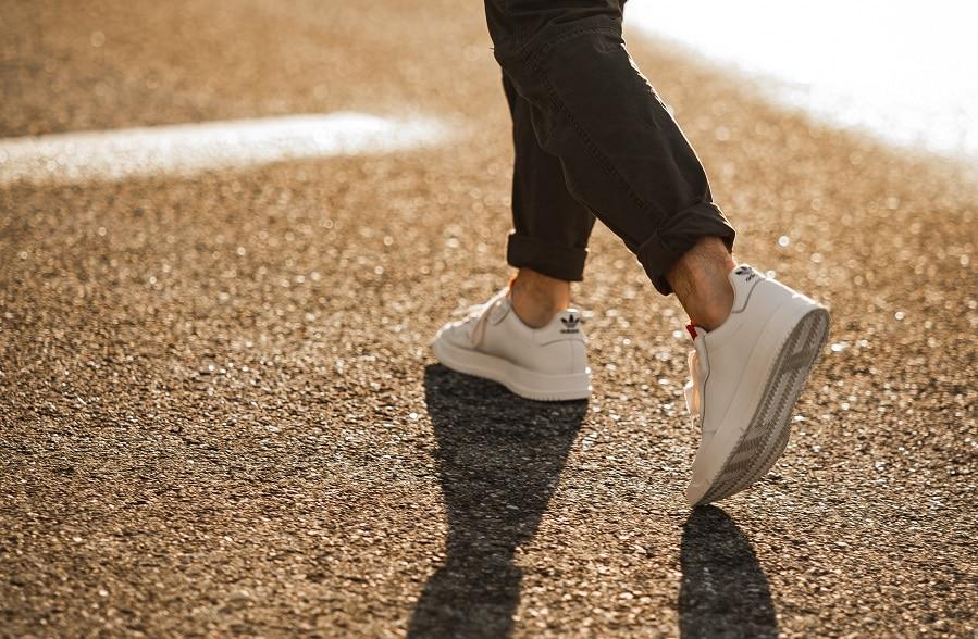 Gezond zijn door stappen te zettten